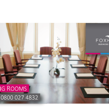 MEETING ROOMS IN NOTTINGHAM CITY CENTRE