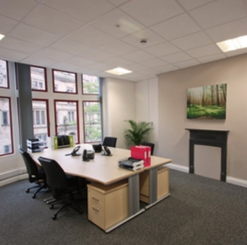 WHY CHOOSE AN OFFICE IN NOTTINGHAM